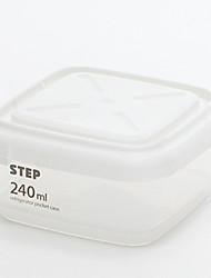 abordables -Alta calidad con Gel de sílice Cajas de Almacenamiento De Uso Diario Cocina Almacenamiento 2 pcs