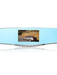 Недорогие -F2C 1080p Ночное видение / Загрузочная автоматическая запись Автомобильный видеорегистратор 170° Широкий угол 4.3 дюймовый TFT Капюшон с Ночное видение / G-Sensor / Режим парковки