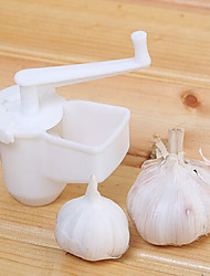 Недорогие -ПП (полипропилен) Приспособления для чеснока Инструменты Кухонная утварь Инструменты Чеснок Имбирный 1шт