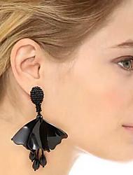 cheap -Women's Drop Earrings Earrings Romantic Elegant Jewelry Silver / Red / Green For Daily 1 Pair