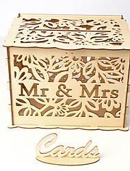 ราคาถูก -เครื่องประดับ ไม้ 1set งานแต่งงาน