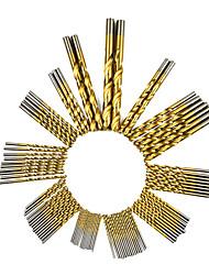 billiga -99 pcs Twist Drill Bit Multifunktion Multi-typ Multi-design BEST 99PCS titanium-plated high-speed steel twist drill set Passar till elektriska borrar