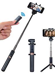 Недорогие -APEXEL Палка для селфи Bluetooth С возможностью удлинения Максимальная длина 68 cm Назначение универсальный Android / iOS Универсальный