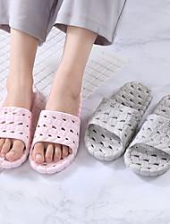 abordables -Pantoufles pour Femme / Pantoufles pour Filles Maison chaussons Motifs 3D / Simple PVC / Plastique Chaussures