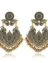 povoljno -Žene Naušnica Naušnice Stilski Jewelry Zlato / Pink Za Dnevno 1pc