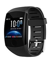 Недорогие -q11 Универсальные Смарт Часы Android iOS Bluetooth Водонепроницаемый Сенсорный экран Пульсомер Измерение кровяного давления Спорт