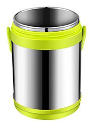 billige -Drikkeglas Vakuumflasker og termoser Rustfritt stål Bærbar Ferie