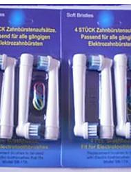 Недорогие -SEAGO Головка зубной щетки EB17-4 для Муж. и жен. / Повседневные Водонепроницаемый / Портативные / Низкий шум / Легкий и удобный