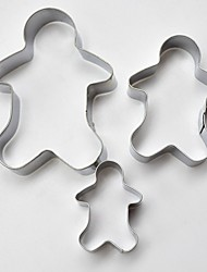 economico -2pcs Acciaio inossidabile Utensili innovativi da cucina Dessert Tools Strumenti Bakeware