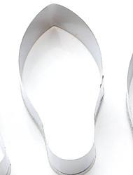 hesapli -1pc Paslanmaz Çelik Mutfak Yenilik Araçları Pasta Kalıpları Bakeware araçları