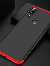 Недорогие -Кейс для Назначение Xiaomi Xiaomi Redmi Note 5 Pro / Xiaomi Redmi Note 6 / Xiaomi Redmi 6 Pro Защита от удара Чехол Однотонный Твердый ПК
