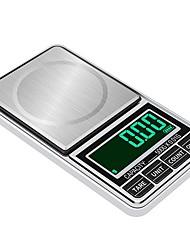 Недорогие -300g/0.01g Высокое разрешение Портативные Автоматическое выключение Цифровые ювелирные шкалы Для офиса и преподавания  Семейная жизнь Кухня ежедневно