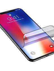 Недорогие -AppleScreen ProtectoriPhone XS HD Защитная пленка на всё устройство 1 ед. TPG Hydrogel