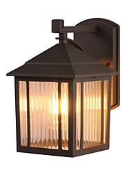 Χαμηλού Κόστους -QIHengZhaoMing LED / Σύγχρονη Σύγχρονη Φωτιστικά Εξωτερικών Τοίχων Καταστήματα / Καφετέριες / Γραφείο Μέταλλο Wall Light 110-120 V / 220-240 V 5 W