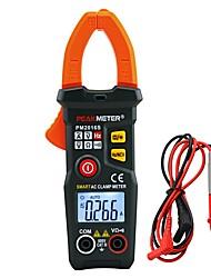 hesapli -Pmmetre pm2016s akıllı mini dijital kelepçe metre ac akım pense ampermetre frekans ncv tester amperimetrik kelepçe