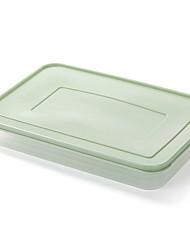 abordables -Alta calidad con Plásticos Cajas de Almacenamiento De Uso Diario Cocina Almacenamiento 1 pcs