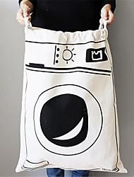 billiga -tvättväska underbar tecknad teman extra stor dukförvaringspåse