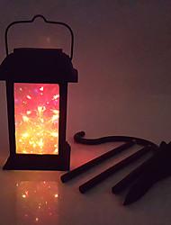 levne -1ks 0.2 W Závěsná světla / Lední osvětlení Solární / Ozdobné Vícebarevné 1.2 V Venkovní osvětlení / Nádvoří / Zahrada LED korálky