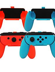 Недорогие -cooho 2шт. ns ручка переключателя ручки игры nintendo левый и правый игровой контроллер джойстик / переключатель nintendo игровой контроллер аксессуары / джойстик