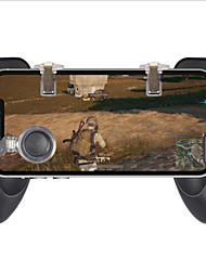 hesapli -Oyun kumandası başparmak ios için sopa sapları / android serin / touchpad / taşınabilir oyun kumandası başparmak sopa sapları pc / metal 2 adet ünite