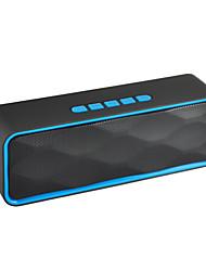 Недорогие -sc211 мини-динамик Bluetooth портативный колонка бас сабвуфер поддержка FM-радио Aux USB TF карта Hi-Fi портативный динамик для компьютера Iphone