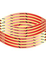 Недорогие -наклейки с наклейкой на крышку спортивного топливного бака