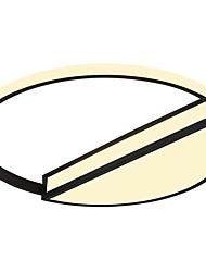 رخيصةأون -أضواء على السقف ضوء محيط حماية العين 110-120V / 220-240V أبيض دافئ / أبيض / أبيض دافئ + أبيض