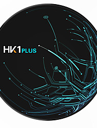 Недорогие -HK1 PLUS-0A Android 8.1 Amlogic S905X2 2GB 16Гб Quad Core