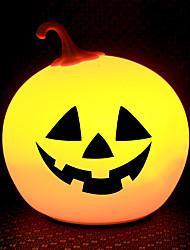 Недорогие -1 шт. Из светодиодов творческий тыквы ночной свет / детская ночь свет изменение цвета usb для детей хэллоуин ну вечеринку украшения 5 В
