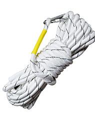 abordables -Cuerdas Belay y Rappel Dispositivos Protección Escalada Cuerda Poliéster / Poliamida Fibra resistente al calor Microfibra de Poliéster 10 m Escalada Ejercicio al Aire Libre Esquí náutico y deportes