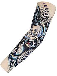 tanie -LITBest 2 pcs Tatuaże tymczasowe Univerzál / Kreatywne / Miękkie w dotyku Ramię Spandeks