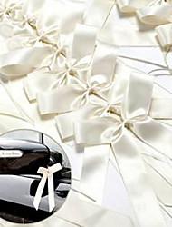 Недорогие -Шелковая лента Ткань Свадебные украшения Свадьба / фестиваль Праздник / Свадьба Все сезоны