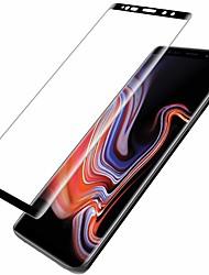 Недорогие -Samsung GalaxyScreen ProtectorNote 9 HD Защитная пленка для экрана 1 ед. Закаленное стекло
