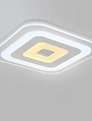 abordables -QIHengZhaoMing Plafonniers Lumière d'ambiance Finitions Peintes Acrylique 110-120V / 220-240V