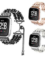 Недорогие -Ремешок для часов для Apple Watch Series 4/3/2/1 Apple Дизайн украшения TPE Повязка на запястье