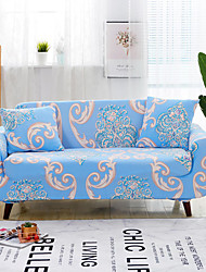 cheap -Sofa Cover High Stretch Luxury Printed Soft Elastic Polyester Slipcovers