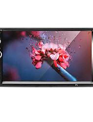 Недорогие -7 дюймовый Автомобильный MP5-плеер Сенсорный экран для Универсальный Поддержка AVI / MOV / MPE MP3 / WMA / WAV JPG