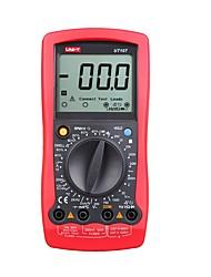 Недорогие -мультиметр uni-t ut107 жк-автомобильный мультиметр вольтметр переменного / постоянного тока мультиметр с мультиметром