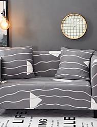 levne -pohovka potah vysoce elastická vlna potištěná měkká elastická polyester skluzu