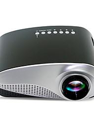 Недорогие -Фабрика oem 802 dlp проектор для домашнего кинотеатра светодиодный проектор 60 лм поддержка 1080p (1920x1080) 20-100-дюймовый экран