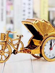Недорогие -Будильник Аналого-цифровые Пластик Автоматические часы с ручным заводом 1 pcs