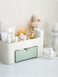 Недорогие -Коробка для хранения пластик Многослойный 1 коробка для хранения Сумки для хранения домашних хозяйств