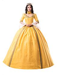 1254aadfc402 cheap Historical & Vintage Costumes-Princess Maria Antonietta Floral  Style Rococo Victorian Renaissance Costume
