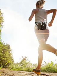 Недорогие -Чайник сумка талии сумка для мужчин и женщин путешествия многофункциональный двойной спортивный водонепроницаемый регулируемый дорожная сумка карман 6 дюймов