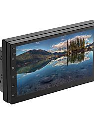 Недорогие -LITBest 7 дюймовый Автомобильный MP5-плеер Сенсорный экран для Универсальный Поддержка MPEG / AVI / MOV MP3 / WMA / WAV