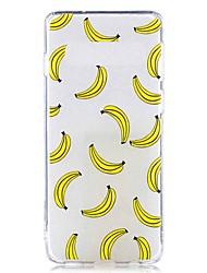 Недорогие -Кейс для Назначение SSamsung Galaxy S9 / S9 Plus / S8 Plus Прозрачный / С узором Кейс на заднюю панель Продукты питания Мягкий ТПУ