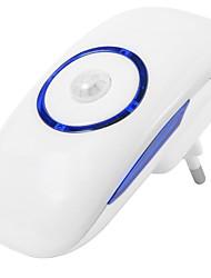 Недорогие -1шт Настенный светильник Тёплый белый От электросети Инфракрасный датчик / Датчик человеческого тела / EU 85-265 V