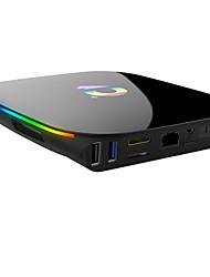 Недорогие -Smart TV Box Android 9.0 ТВ Box 4 ГБ оперативной памяти 64 ГБ ROM 6 К H.265 USB3.0 Netflix Allwinner Qplus