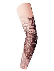 abordables -1 pcs Tatouages temporaires Sécurité / Créatif / Léger et pratique brachium Nylon Tatouages à manches