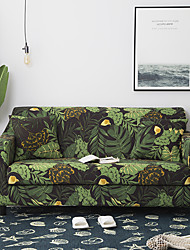 cheap -2019 New Floral Print Sofa Cover Stretch Couch Slipcover Super Soft Fabric High Quality Couch Cover